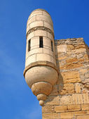 The tower of Eni-Kale, turkish fortress in Kerch, Crimea — Stock Photo