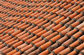 Traditionelle dachziegel — Stockfoto