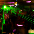 Stock Photo: Clubbing atmosphere