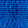 Binary background - Stock Photo