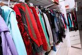 Female wardrobe — Stock Photo