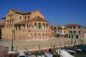 Kyrkan, murano island, italien — Stockfoto