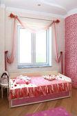 Children's bedroom — Stock Photo