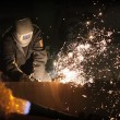 Welder — Stock Photo #4233031