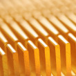 Heatsink — Stock Photo
