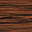 Ebony (wood texture) — Stock Photo