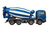 Mixer lorry — Stock Photo