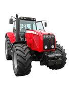 New tractor — Stock Photo