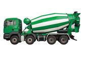 Mixer lorry — Stock Photo