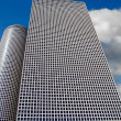 Stock Photo: Skyscraper blue