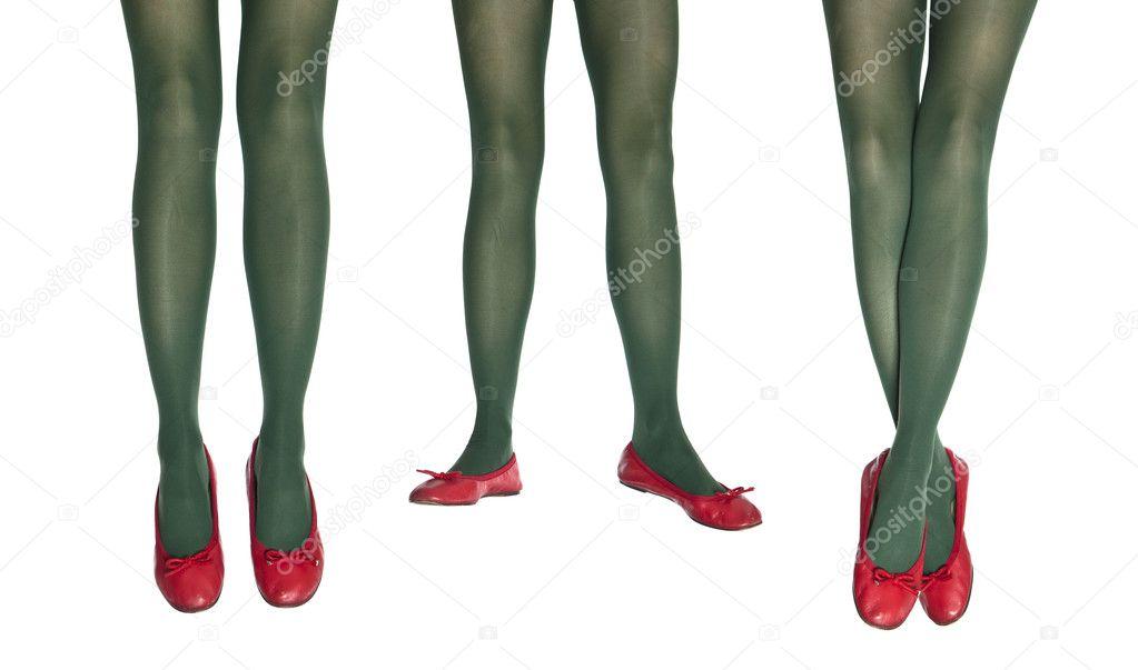 Женские ножки фото в студии фото 113-17