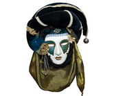 Carnivale mask — Stock Photo