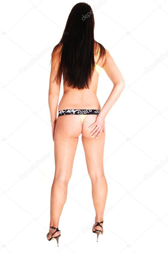 depositphotos 4697689 Young girl in thong panties. mature spanking xxx