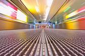 Escalator Runway — Stock Photo