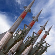 Stock Photo: Combat missiles