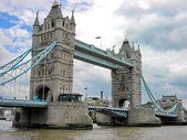 London Bridge Over The River Thames, England Uk — Stock Photo