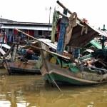 Slum In Jakarta — Stock Photo #4845255