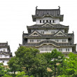 Matsumoto Castle In Japan - Stock Photo
