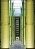 Modern art museum — Stock Photo
