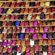Colorful Shoes For Sale In Marrakech — Stock Photo