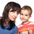 Mother in son — Stock Photo #4096738