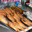 Stock Photo: Street food grilled fish