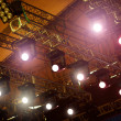 Stage Lights — Stock Photo #3967000