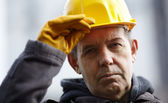 Wise construction — Stock Photo