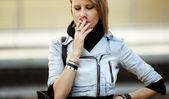 Smoking — Stock Photo