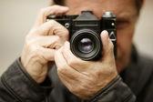 Fotografa — Foto Stock