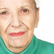 Stock Photo: grandmother