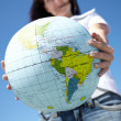 Global travel — Stock Photo #4939547
