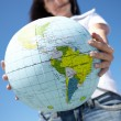 Global travel — Stock Photo