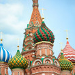 Royalty-Free Stock Photo: St. Basil Cathedral. Moscow.Russia