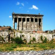 Temple Garni, Armenia - Stock Photo