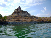 Mosteiro de hayravank, armenia — Fotografia Stock