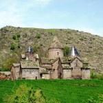 Monastery Goshavank, Armenia — Stock Photo #4752849