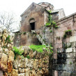 Monastery Goshavank, Armenia — Stock Photo #4756937