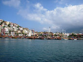 Port in Alanya, Turkey — Stock Photo