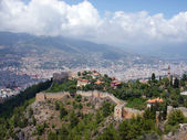 Fortress Alanya, Turkey — Stock Photo
