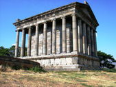 Temple Garni, Armenia — Stock Photo