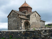 Monastery Sevanavank, Armenia: Sourb Astvatsatin church — Stock Photo