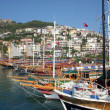 Port In Alanya, Turkey — Stock Photo #4765758