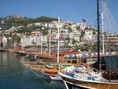 Port In Alanya, Turkey — Stock Photo