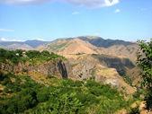 Mountains in Armenia — Stock Photo