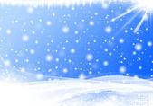 Winter-v.11.0 — Stockfoto