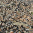 La Paz from Mirador — Stock Photo
