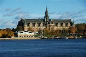 Nordiska museet — Стоковое фото