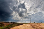 Storm approaching — Stock Photo