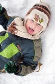 Happy boy — Stock Photo